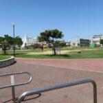 那覇市 真嘉比公園情報!遊具やランニングで子供と遊んできました。