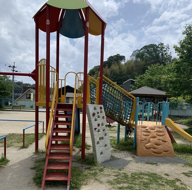 広木第三公園の遊具